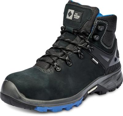 Pracovní obuv - pracovní obuv WHEELS MF S3 HRO SRC KOTNÍK - B300742