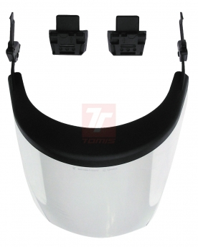 Ochrana hlavy - polykarbonátový štít s držákem MK®7, MK®2, MK®3 - 4601