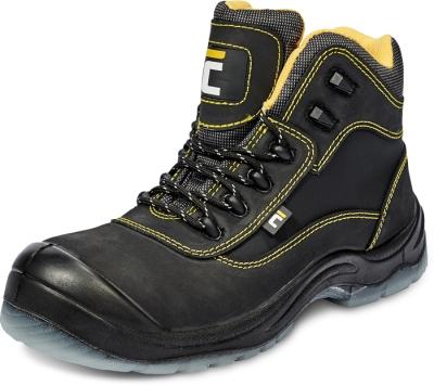 Kotníková pracovní obuv - pracovní obuv BK TPU MF S3 SRC kotník - B300739