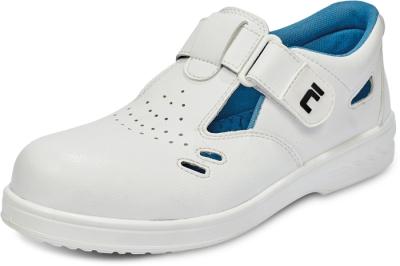Pracovní obuv - pracovní obuv RAVEN O1 SRC sandál - B300748