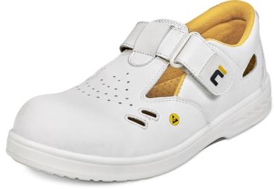 Pracovní obuv ESD - pracovní obuv RAVEN ESD O1 SRC sandál - B300749