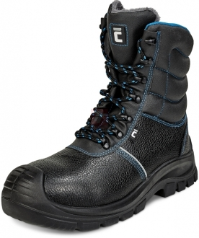 Pracovní obuv - pracovní obuv zimní RAVEN XT O2 CI SRC poloholeňová - B300753