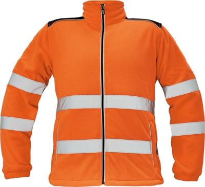 pracovní bunda fleecová KNOXFIELD HI-VIS - O202961