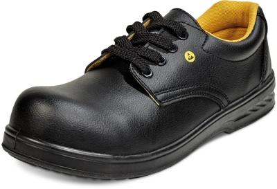 ESD obuv - pracovní obuv RAVEN MF ESD S1 SRC polobotka - B300709