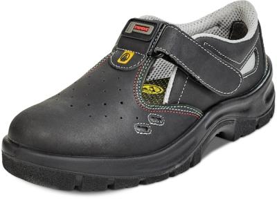 Pracovní obuv ESD - pracovní obuv TOPOLINO ESD S1P SRC sandál - B300712