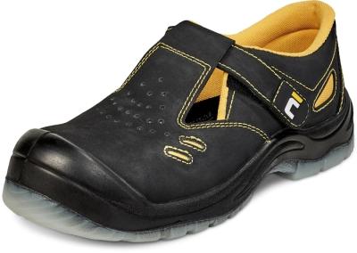 Pracovní obuv - pracovní obuv BK TPU MF S1P SRC sandál - B300713