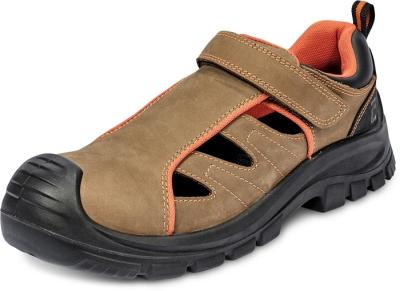 Pracovní obuv - pracovní obuv DERRIL MF S1P SRC sandál - B300714