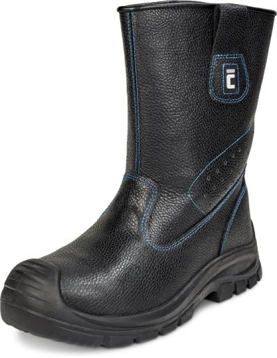 Pracovní obuv - pracovní obuv RAVEN XT S3 SRC holeňová - B300747