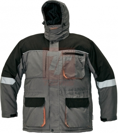 Pracovní montérky - pracovní bunda zimní EMERTON - O200831