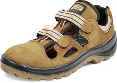 Ochranné pomůcky, oděvy a obuv pro řemeslníky - pracovní obuv TOP TREKKING DINO S1 SRC sandál - 3469