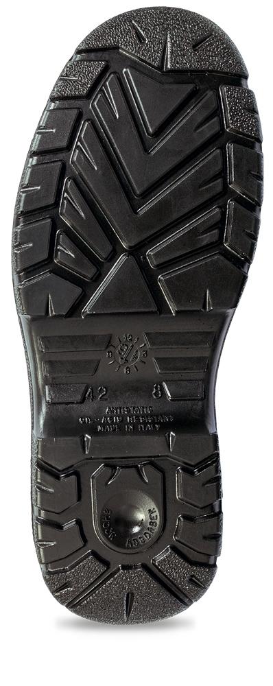 pracovní obuv ERGON GAMMA S1 SRC sandál - 3121