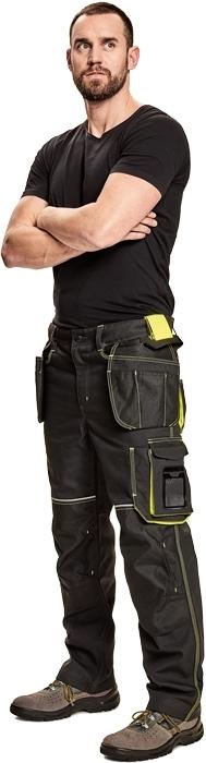 Montérky Červa KNOXFIELD - Pracovní kalhoty pas KNOXFIELD 320 - O202953