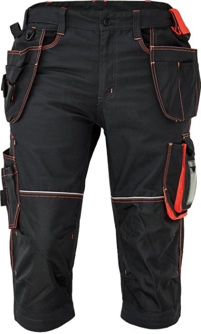 3/4 pracovní kalhoty - pracovní 3/4 kalhoty KNOXFIELD 320 - O202954