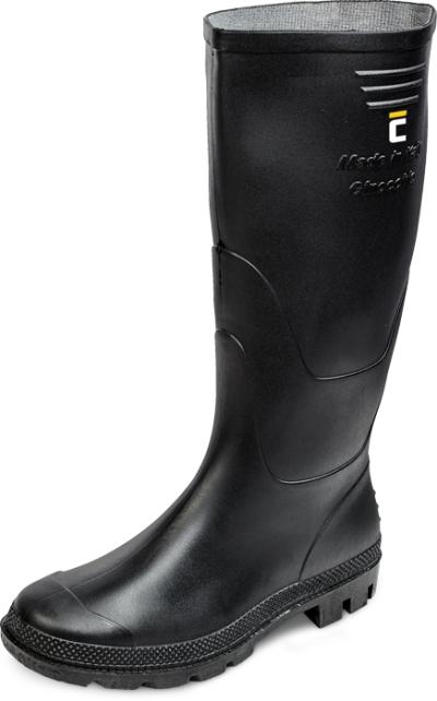 Pracovní obuv - pracovní holínky GINOCCHIO černé - 3040
