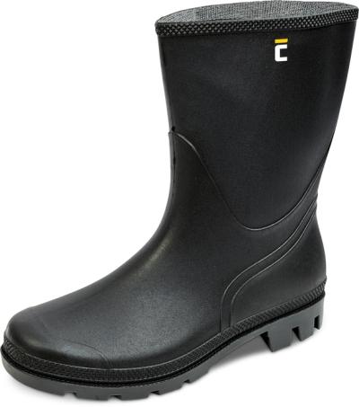 Pracovní obuv - pracovní holínky TRONCHETTO OB SRA černé - 3536