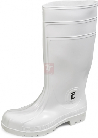 Pracovní obuv - pracovní holínky EUROFORT S4 SRC - 3944