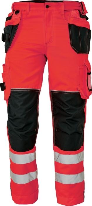 pracovní kalhoty KNOXFIELD HI-VIS 310 - O202955