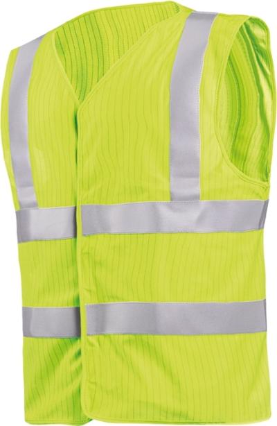 Reflexní vesty - pracovní vesta SENRA 494A - O203004