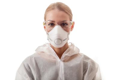 Ochrana dechu třídy FFP2 - Respirátor REFIL 1031 FFP2 NR D - P400757