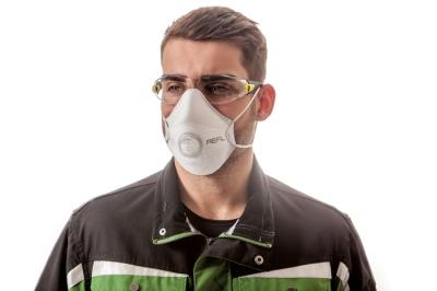 Ochrana dechu třídy FFP1 - Respirátor REFIL 1011 FFP1 NR D - P400751