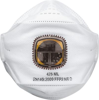 Ochrana dechu třídy FFP2 - Respirátor JSP SpringFit 425 FFP2 NR D - P400755