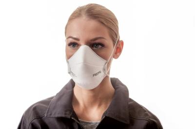 Ochrana dechu třídy FFP2 - Respirátor REFIL 1030 FFP2 NR D - P400756