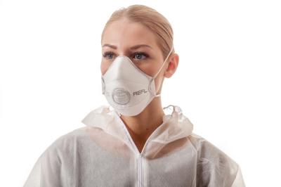 Ochrana dechu třídy FFP2 - Respirátor REFIL 1032 FFP2 R D - P400758
