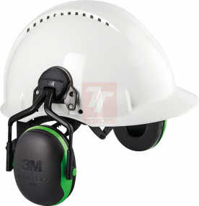 mušlový chránič 3M PELTOR X1P5E-GA 26 dB - P400647