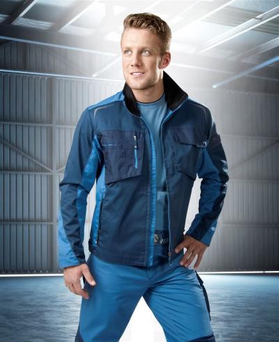 Pracocní bunda R8ED+ 01 modrá - O203419