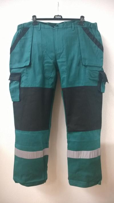 Pracovní oděvy - poslední kusy - pracovní kalhoty pas MAX - O203466