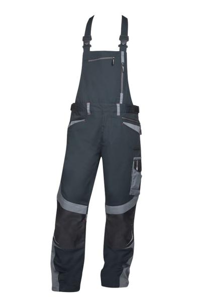 R8ED+ - pracovní kalhoty lacl R8ED+ černo-šedá 170 cm - O203429