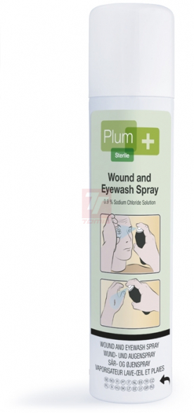 spray EYEWASH & WOUND 45540 250ml - D500569