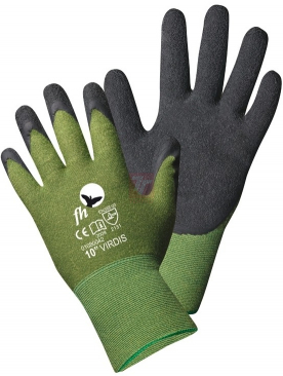 Pracovní oděvy - poslední kusy - pracovní rukavice VIRDIS - V000046