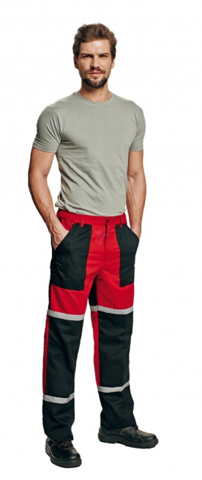 Pracovní oděvy - poslední kusy - pracovní kalhoty pas TAYRA - V000047