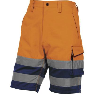 Pracovní oděvy - poslední kusy - pracovní kraťasy reflexní - V000053