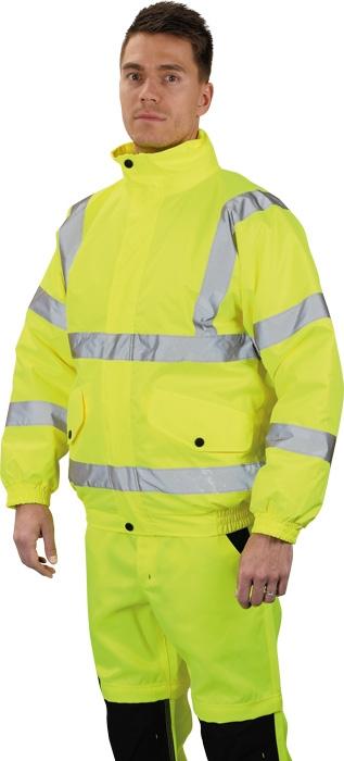 pracovní bunda zimní CLOTON HV - O203521