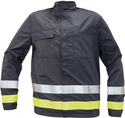 Ohnivzdorné - nehořlavé pracovní oděvy a pomůcky - pracovní bunda KAIRO - O203013