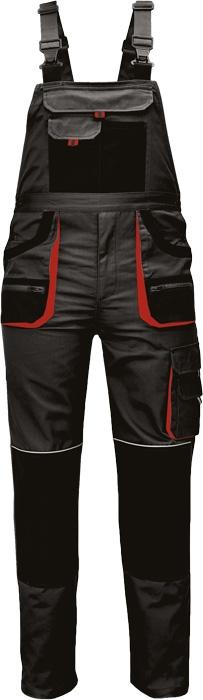 montérková kolekce fridrich & fridrich - pracovní kalhoty lacl FF CARL BE-01-004 - O201069