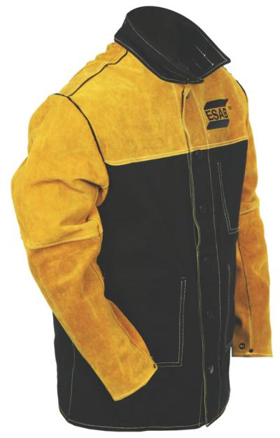 Pracovní oděvy pro svářeče - pracovní bunda svařovací ESAB kůže/proban - O200632