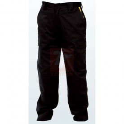 pracovní kalhoty svařovací ESAB FR černá/žlutá - O203622