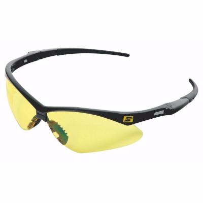 Ochranné pracovní brýle - Ochranné brýle ESAB Warrior jantarové - P400921