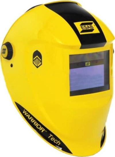 svařovací kukla ESAB Warrior Tech 9-13 žlutá - P400895
