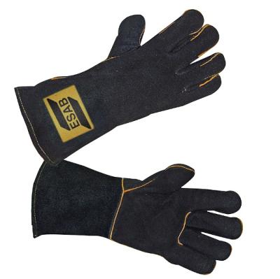 Pracovní rukavice ESAB - pracovní rukavice ESAB Black - R100129