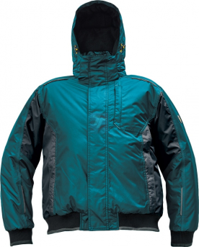 pracovní bunda zimní pilot DAYBORO - O203506