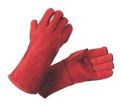 pracovní rukavice ESAB červené - R100130