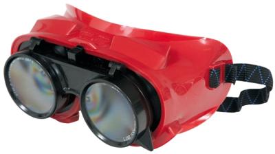 Ochranné pracovní brýle - Ochranné brýle ESAB se sklopným sklem, tmavost 5 - P400932
