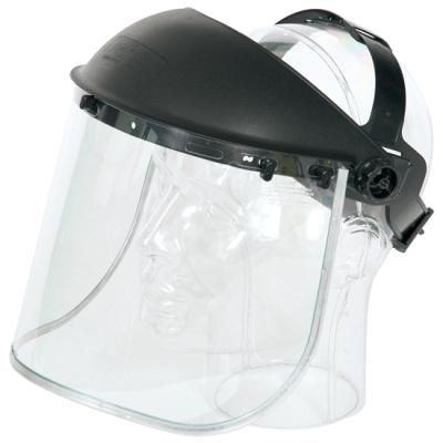 Ochranné obličejové štíty - výměnný brousící štít ESAB čirý - P400931
