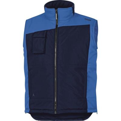 Zateplené zimní pracovní vesty - pracovní vesta zateplená FIDJI2 - O203138