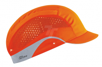 JSP - ochranná čepice HARDCAP AEROLITE kilt 2,5cm HI-VIS - O203663
