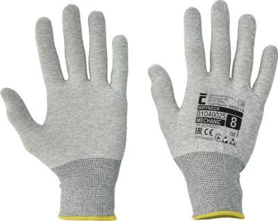 pracovní rukavice WRYNECK , vel. 7,8 - R100142